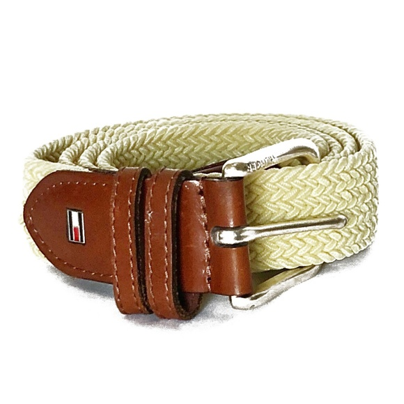Tommy Hilfiger Other - Tommy Hilfiger Canvas Braided Belt